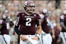 Johnny Football / Photos, links, and stories about Johnny Manziel, the most exciting college football player of all time. Follow the Texas A&M quarterback from college to the NFL. / by Good Bull Hunting