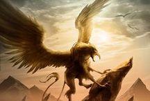 Stworzenia z mitów, baśni i legend