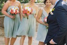 wedding palette shale green/coral/navy