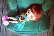 blythe: accessories / как можно сфоткать кукол