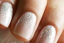Wedding Makeup/ nails