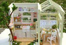 Dollhouse: идеи / Кукольные дома, диорамы, румбоксы