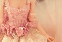 кукольная мода / Высокая мода для кукол