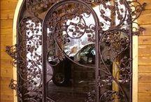 puertas / puertas excepcionales