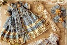 blythe: блайзонаряды / Сложная по исполнению одежда для блайз