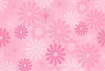 papeles rosa / papeles y fondos de color rosa