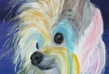 Painted Pets and People. / My paintings in multi media. Read Fast >>> Remember All >>> Years Later. For Personal Tuition write to read@turbochargedreading.com