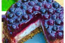 Kek,Tarte ve yaş pasta,