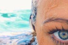 Salt in the air & sand in my hair, summer!