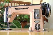 Sewing Machine / Sewing Machines All Around The World