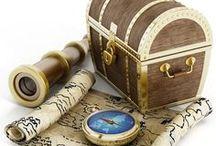 Treasure Hunt Theme Parties