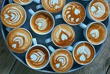 Coffee and sweet stuff