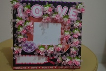 my scrapbook *in triangle version*