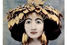 Ancient Jewellery / Egypt, Rome, Greece, Persia, Byzantium, Colombia, Peru, etc... / by Ingrid Keijzer de Bonstetten