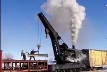 Nevada Northern Wrecking Crane 'A'