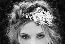 Headpieces / by PIN Salon