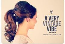 Hairstyle Tutorials / by PIN Salon