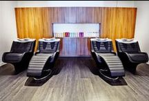 PIN Salon / A peak into the products offered and the looks created in our salon. To make an appointment or come in for a consultation, please call 214.654.9600. / by PIN Salon