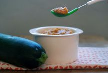 Baby foods and snack recipes