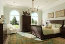 In House: Bedrooms / Bedrooms we love that have style, class and sophistication