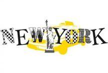 New York Déco / Apporter une touche tendance et urbaine dans votre salon, votre chambre ou même votre cuisine, avec une décoration made in USA !