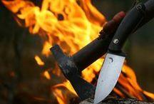 Trollsky Knives / A few of knives I made