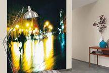 Décoration murale panoramique / Transformez votre intérieur en un endroit unique et design avec notre sélection de décors muraux numériques, qui habillent l'intégralité d'un mur.