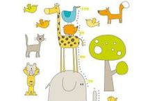 Deco For Kids / Décoration ludique et amusante pour la chambre de vos enfants!