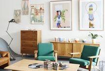 Inspiration / Toutes les semaines, trouvez de nouvelles inspirations décoration à adapter chez vous !