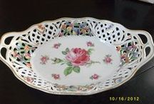 ROSENTHAL--DRESDEN--MEISSEN CHINA / BEAUTIFUL / by Alfred Ina