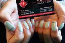 Gel Manicures Vixen Style / Our Superstar Work!