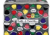 Le Café-Bistrot / Pour se retrouver comme au Café à discuter entre amis , Déco et saveurs vous propose sa sélection déco spéciale Café- Bistrot servi sur un plateau !