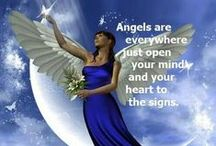 I BELIEVE IN ANGELS / I BELIEVE IN ANGELS, DO YOU?   / by Retta Kay