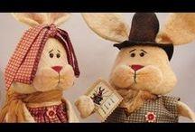 Примитивные куклы / Эти примитивные куклы я сшила сама и их можно купить.