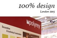 100% design London 2015 / 100% Design is the UK's largest design trade event, attracting architects, specifiers and designers from across the globe.