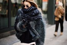 autumn - winter looks / What to wear during fall and winter time