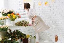 Flower Shops / Floral proprietors who rock.