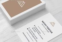 GR - Business Card / graphics and layout for business cards