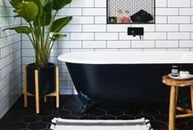 Bathroom / Decor ideas for the bathroom