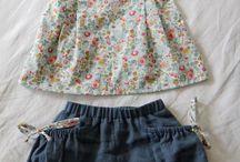 Couture enfant/bébé