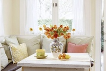 decor : general / decorating ideas & stuff i'd like in my house  / by Carron DeGrass