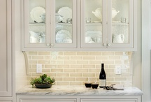 decor : kitchens / it's all about a pretty kitchen / by Carron DeGrass