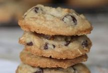 Cookie Recipe Ideas / drop cookies, rolled cookies, refrigerated cookies, loaded cookies, cookies of all kinds / by Joan | ChocolateChocolateandmore