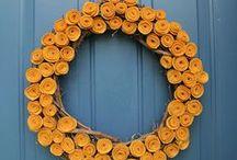 DIY Holiday Crafts / DIY crafts, Holiday crafts, DIY decor, DIY holiday decorations, Kid crafts, DIY holiday decor