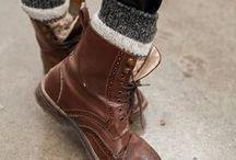 Footwear / by Leanne Thiessen