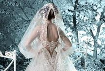 Here comes the bride-wedding dresses / by Diana Apostol