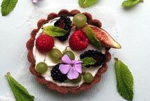 Eten ♥ Taart  / It's all about cake, pie & tart... / by Janneke
