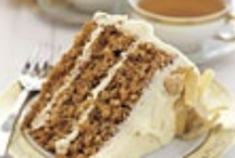 Recipes to Try-Cakey Things / by Kathy Wallace