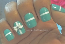 Nail Fashion & Tips / by Jessica Mallory