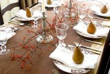 Table Settings / by Lindsay Thetford
